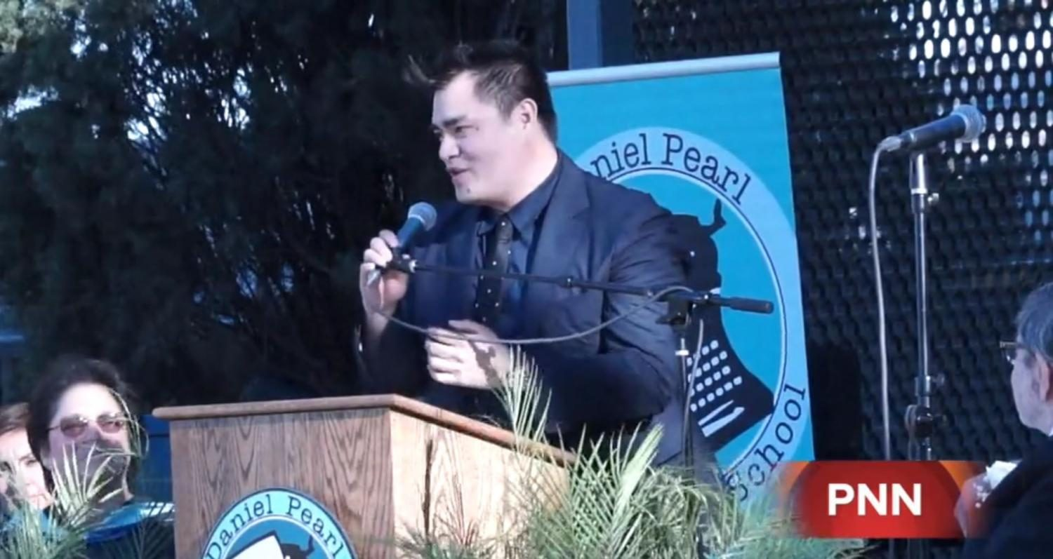 Commencement Speaker: Jose Antonio Vargas