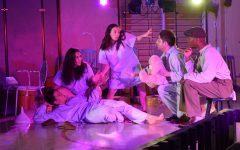 Macbeth Play performed by the Deen Production Company