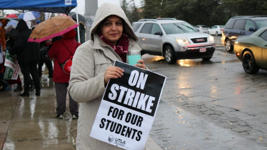 On Strike For Our Students