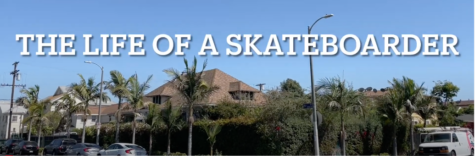 THE LIFE OF A SKATEBOARDER BY ASHLEY PEDRAZA